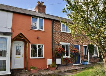 Thumbnail 2 bed terraced house for sale in The Green, Honeybourne, Evesham