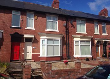 Thumbnail 2 bed flat for sale in Ewesley Road, Sunderland