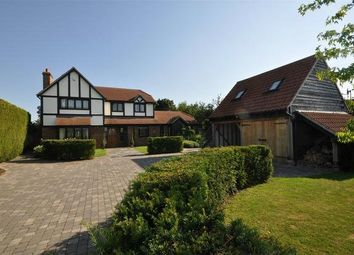 Thumbnail 4 bedroom detached house to rent in Woodlands Road, Raydon, Ipswich, Suffolk