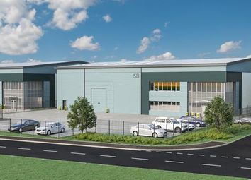 Thumbnail Light industrial to let in Plot 5B, Ashroyd Business Park, M1, Barnsley