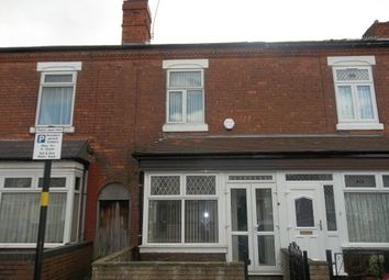 Thumbnail 3 bed terraced house to rent in Brantley Road, Witton