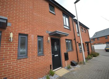2 bed terraced house for sale in Milbury Farm Meadow, Exminster, Exeter, Devon EX6