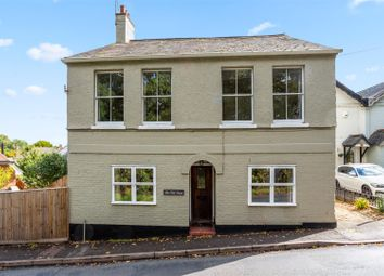 Thumbnail 4 bed detached house for sale in Station Road, Sunningdale, Ascot