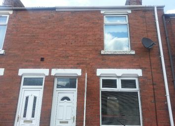 Thumbnail 2 bedroom terraced house to rent in Ruby Street, Shildon