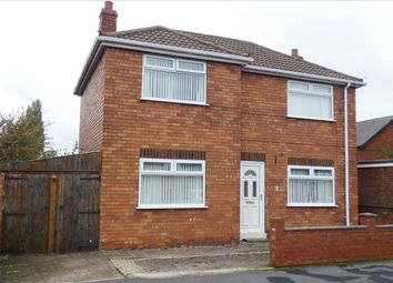 Thumbnail 3 bed detached house to rent in Woollin Avenue, Scunthorpe