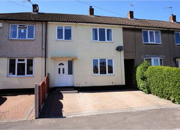 Thumbnail 3 bedroom terraced house for sale in Hornsea Road, Derby