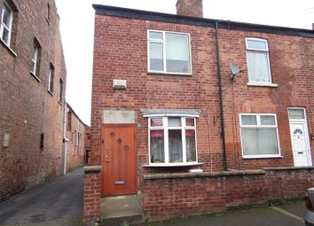 Thumbnail 2 bed terraced house for sale in Lewis Street, Gainsborough