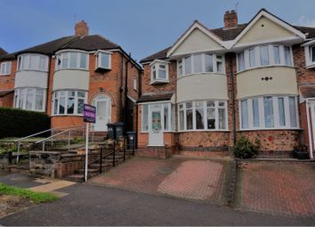 Thumbnail 3 bed semi-detached house for sale in Perry Wood Road, Birmingham