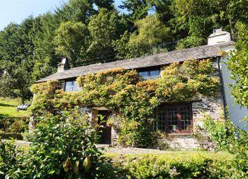 Thumbnail 3 bedroom cottage for sale in Two Waters Foot, Liskeard