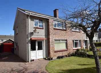 Thumbnail 3 bed semi-detached house for sale in Mason Road, Inverness