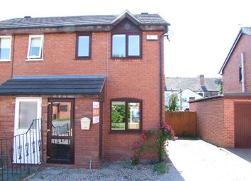 Thumbnail 2 bedroom semi-detached house to rent in Rose Cottage Gardens, Blackpool Street, Burton-On-Trent