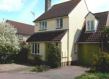 Thumbnail 3 bedroom detached house to rent in Collingwood Fields, East Bergholt, Colchester