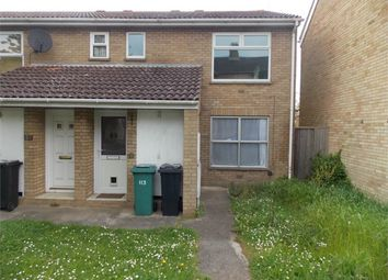 Thumbnail 2 bed flat to rent in North Street, Stanground, Peterborough