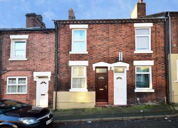 Thumbnail 3 bed terraced house for sale in Denbigh Street, Hanley, Stoke-On-Trent