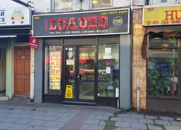Thumbnail Retail premises for sale in Cambridge Heath Road, London