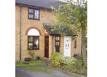Thumbnail 2 bed terraced house to rent in Columbus Gardens, Northwood