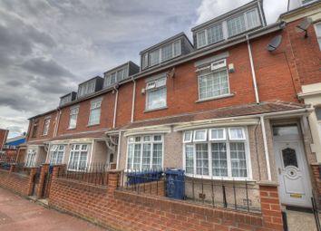 Thumbnail 6 bedroom terraced house for sale in Investment Opportunity, Lynnwood Terrace, Grainger Park, Newcastle Upon Tyne
