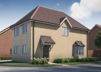 Thumbnail 4 bed detached house for sale in The Oxford, Tavistock Place, Bedford