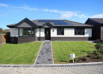 Thumbnail 3 bed detached bungalow for sale in The Holly, Oakwood Development, Conwy