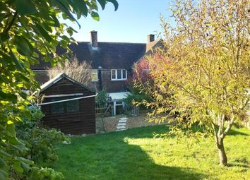Thumbnail 3 bed terraced house for sale in Beddingham Gardens, Glynde, Lewes, East Sussex