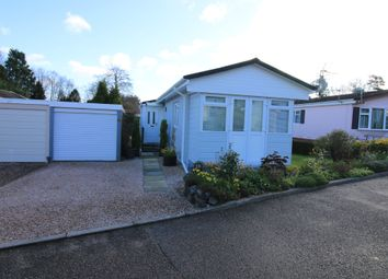Thumbnail 1 bed mobile/park home for sale in Five Acres, New Park, Bovey Tracey, Newton Abbot