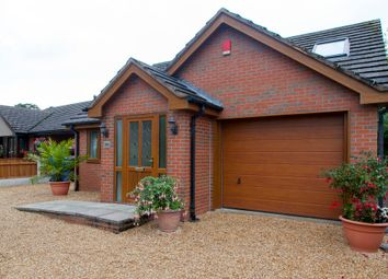 Thumbnail 4 bed detached bungalow for sale in Ruxley Road, Bucknall, Stoke-On-Trent