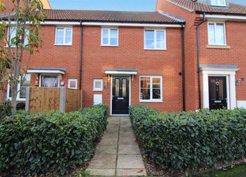 Thumbnail 3 bed terraced house for sale in Hammersmith Way, Ipswich