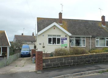 Thumbnail 3 bed semi-detached bungalow for sale in Locking, Weston-Super-Mare