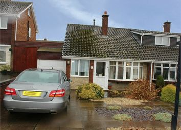 Thumbnail 2 bedroom semi-detached bungalow for sale in Bluebell Lane, Walsall, Staffordshire