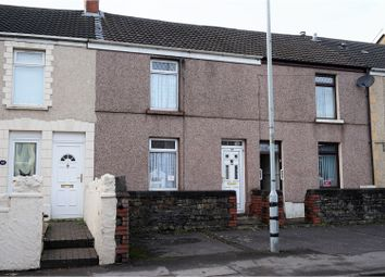 Thumbnail 2 bedroom terraced house for sale in Llangyfelach Road, Brynhyfryd