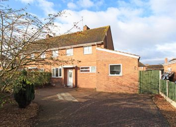 Thumbnail 3 bed semi-detached house for sale in Barn Road, Shifnal