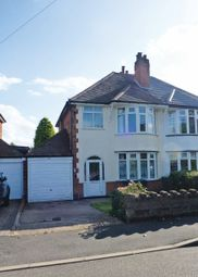 Thumbnail 3 bed semi-detached house for sale in Kings Road, Sutton Coldfield, West Midlands