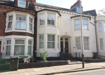 Thumbnail 3 bed terraced house for sale in Mere Road, Leicester