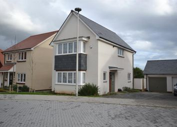 Thumbnail 3 bed detached house for sale in Greenway Gardens, Budleigh Salterton, Devon