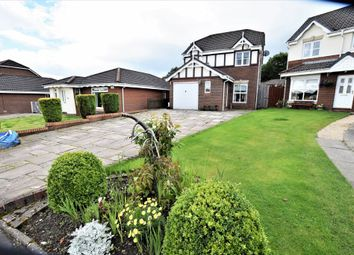 Thumbnail 3 bed detached house for sale in Strathallan Crescent, Airdrie