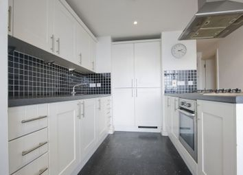 Thumbnail 3 bed flat to rent in Channelsea Road, London