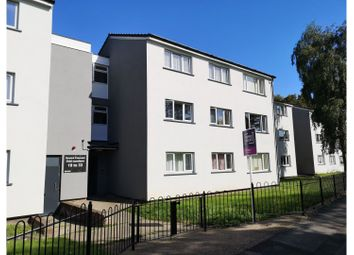 Thumbnail 2 bed flat for sale in Newark Crescent, Nottingham