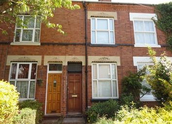 Thumbnail 2 bed terraced house to rent in Orlando Road, Clarendon Park, Leicester