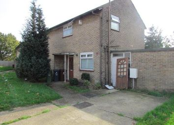 Thumbnail 2 bed semi-detached house to rent in Trefgarne Road, Dagenham