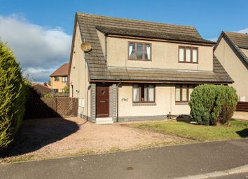 Thumbnail 2 bed semi-detached house for sale in Macdonald Smith Drive, Carnoustie, Angus
