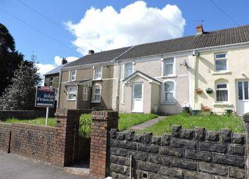Thumbnail 3 bedroom cottage for sale in Llangyfelach Road, Treboeth, Swansea