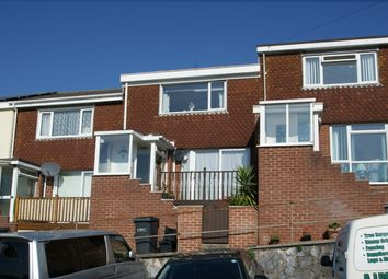 Thumbnail 2 bed terraced house for sale in Waterleat Avenue, Paignton