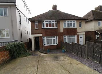 Thumbnail 4 bed semi-detached house for sale in The Ridge, Hastings, East Sussex