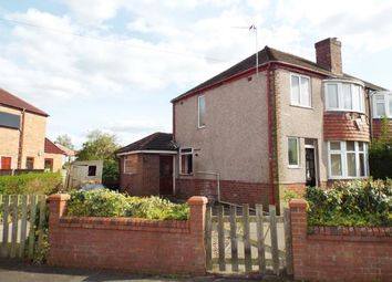 Thumbnail 3 bed semi-detached house for sale in Whitesands Road, Lymm, Cheshire