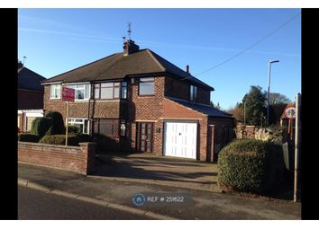 Thumbnail 3 bed semi-detached house to rent in Loughborough Road, Thringstone