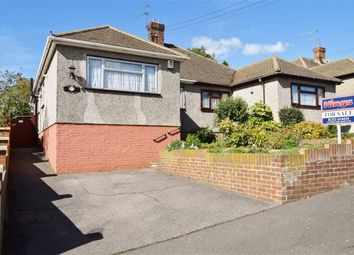 3 bed semi-detached bungalow for sale in Bower Road, Hextable, Swanley BR8