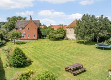 Thumbnail 5 bedroom detached house for sale in Hall Farm Place, Bawburgh, Norwich
