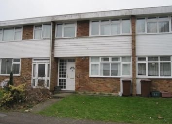 Thumbnail 4 bed terraced house to rent in Wood Vale, Hatfield