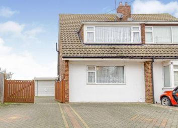 Thumbnail 3 bed semi-detached house for sale in Homer Road, Shirley, Croydon, Surrey