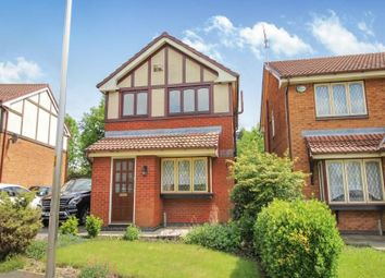 Thumbnail 3 bed detached house to rent in Tytherington Drive, Manchester